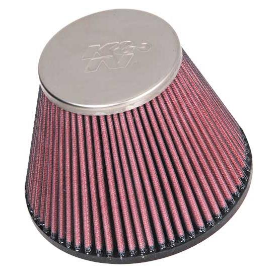 K&N RC-9910 Performance Air Filters, 4.531in Tall, Round Tapered