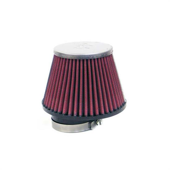 K&N RC-9920 Performance Air Filters, 3.688in Tall, Round Tapered