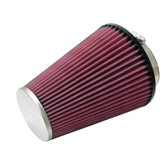K&N RC-9950 Powersports Air Filter, 7.719in Tall, Round Tapered