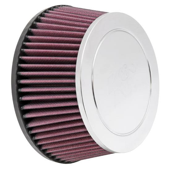 K&N RC-9990 Performance Air Filters, 3.188in Tall, Round Tapered