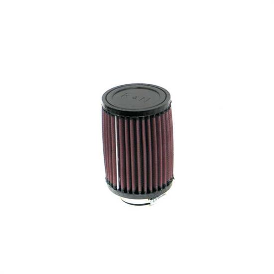 K&N RD-0460 Performance Air Filters, 5in Tall, Round