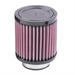 K&N RD-0600 Performance Air Filters, 4in Tall, Round