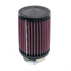 K&N RD-0610 Performance Air Filters, 5in Tall, Round