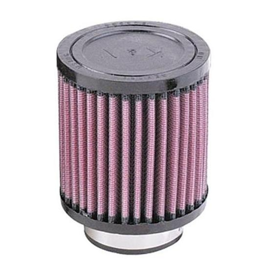 K&N RD-0700 Performance Air Filters, 4in Tall, Round
