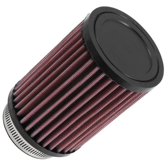 K&N RD-0710 Performance Air Filters, 5in Tall, Round