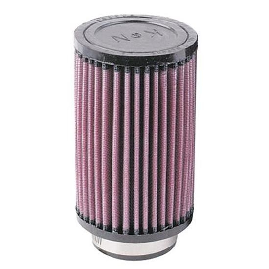 K&N RD-0720 Performance Air Filters, 6in Tall, Round