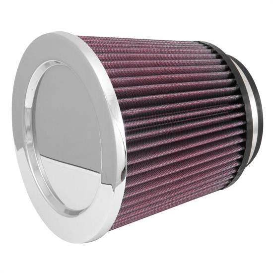 K&N RD-1200 Air Filter, 6in Tall, Round