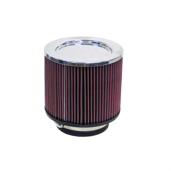 K&N RD-1300 Air Filter, 6in Tall, Round