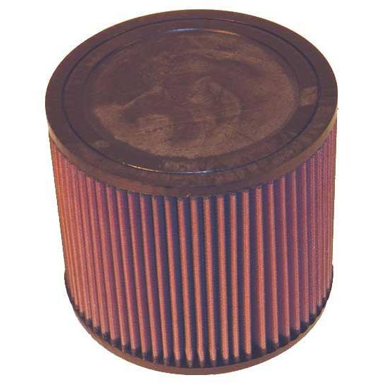K&N RD-1450 Air Filter, 6in Tall, Round