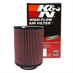 K&N RD-1460 Air Filter, 9in Tall, Round