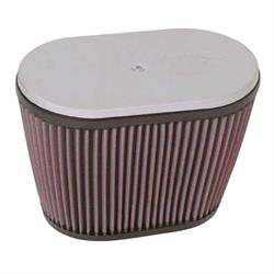 K&N RD-3400 Air Filter, 6.25in Tall, Oval