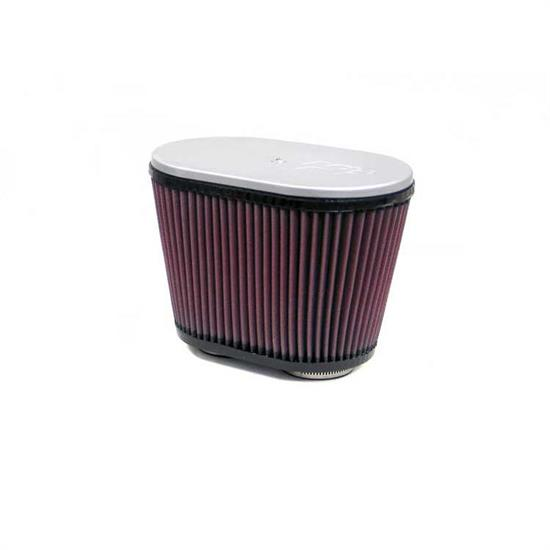 K&N RD-3500 Air Filter, 6.25in Tall, Oval