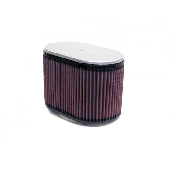 K&N RD-4850 Air Filter, 6.25in Tall, Oval