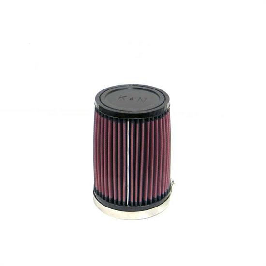 K&N RD-6000 Air Filter, 6in Tall, Round Tapered