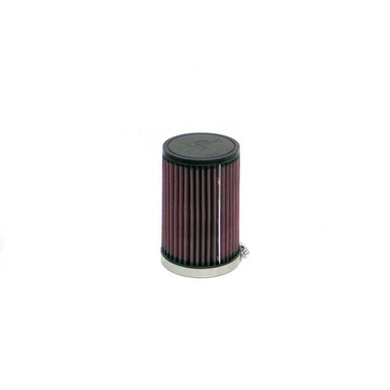 K&N RD-6010 Air Filter, 6in Tall, Round Tapered