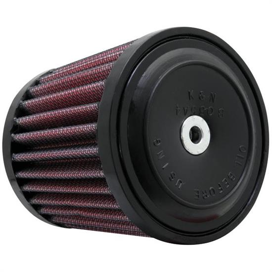 K&N RE-0220 Performance Air Filters, 3.5in Tall, Round Tapered
