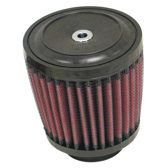 K&N RE-0230 Performance Air Filters, 2.438in Tall, Round Tapered