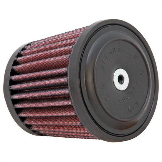 K&N RE-0240 Performance Air Filters, 3.5in Tall, Round Tapered