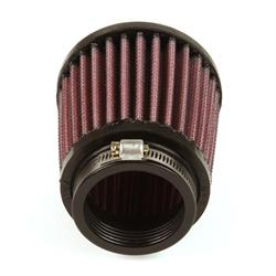 K&N RE-0280 Performance Air Filters, 3.5in Tall, Round Tapered