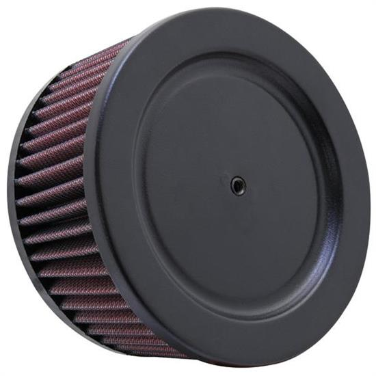 K&N RE-0380 Performance Air Filters, 2.75in Tall, Round Tapered
