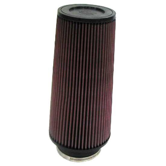 K&N RE-0860 Performance Air Filters, 12in Tall, Round Tapered