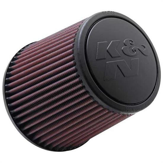 K&N RE-0930 Performance Air Filters, 6in Tall, Round Tapered