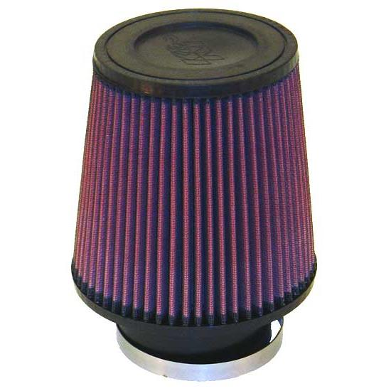 K&N RE-0950 Performance Air Filters, 6in Tall, Round Tapered