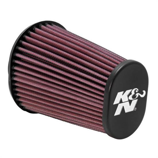 K&N RE-0960 Performance Air Filters, 6in Tall, Oval Straight