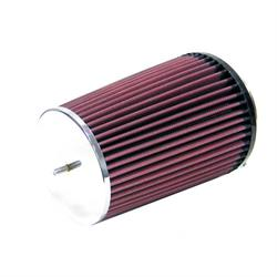 K&N RF-1007 Air Filter, 7.5in Tall, Round Tapered