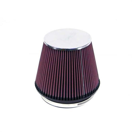K&N RF-1013 Air Filter, 6in Tall, Round Tapered