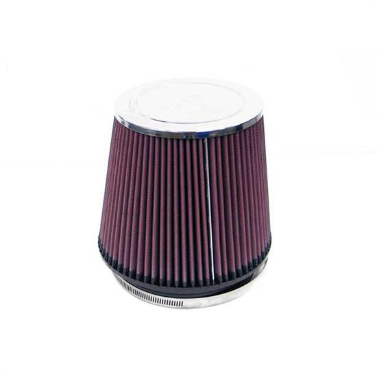 K&N RF-1014 Air Filter, 6.5in Tall, Round Tapered