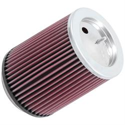 K&N RF-1018 Air Filter, 6.5in Tall, Round Tapered