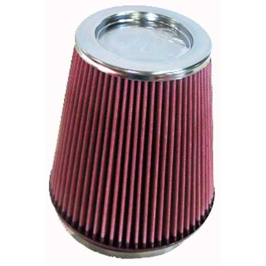 K&N RF-1020 Air Filter, 8in Tall, Round Tapered