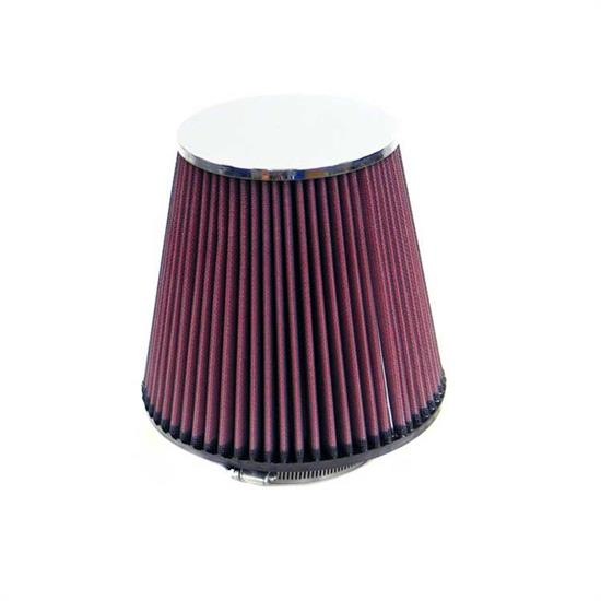 K&N RF-1029 Air Filter, 7in Tall, Round Tapered