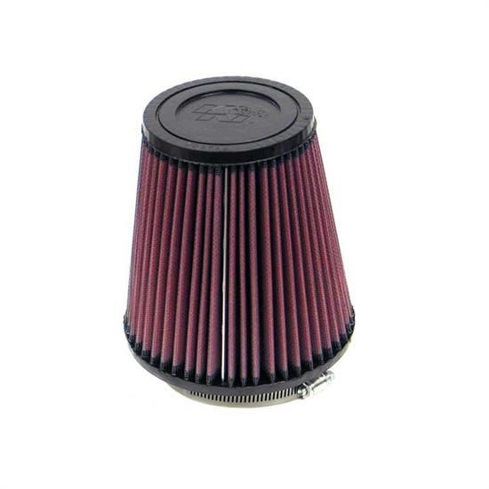 K&N RF-1031 Air Filter, 6in Tall, Round Tapered