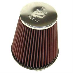 K&N RF-1032 Air Filter, 7in Tall, Round Tapered