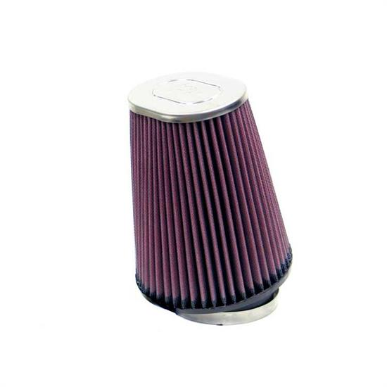 K&N RF-1033 Air Filter, 7in Tall, Oval Straight