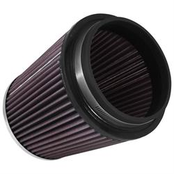 K&N RF-1037 Air Filter, 6.5in Tall, Round Tapered