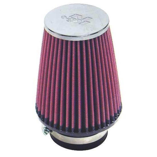 K&N RF-1039 Performance Air Filters, 6in Tall, Round Tapered