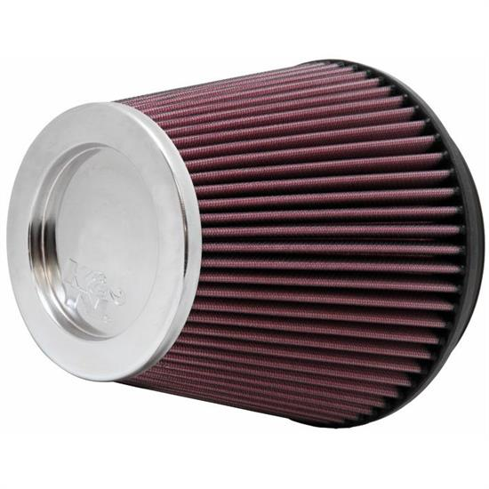 K&N RF-1042XD Air Filter, 6.5in Tall, Round Tapered