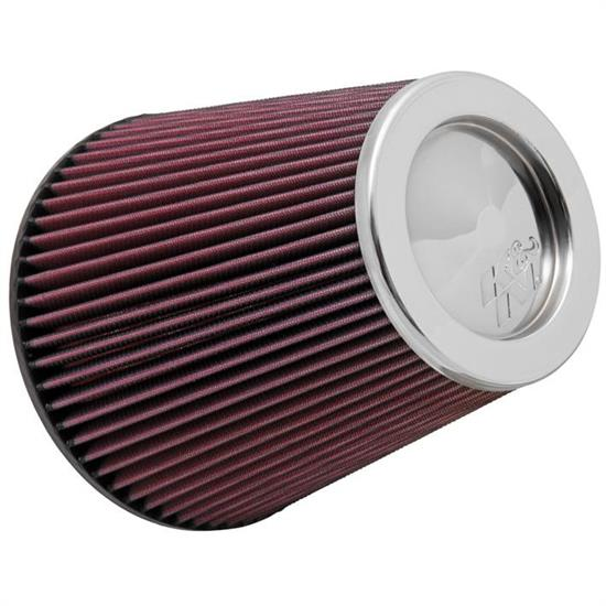 K&N RF-1044XD Air Filter, 8in Tall, Round Tapered