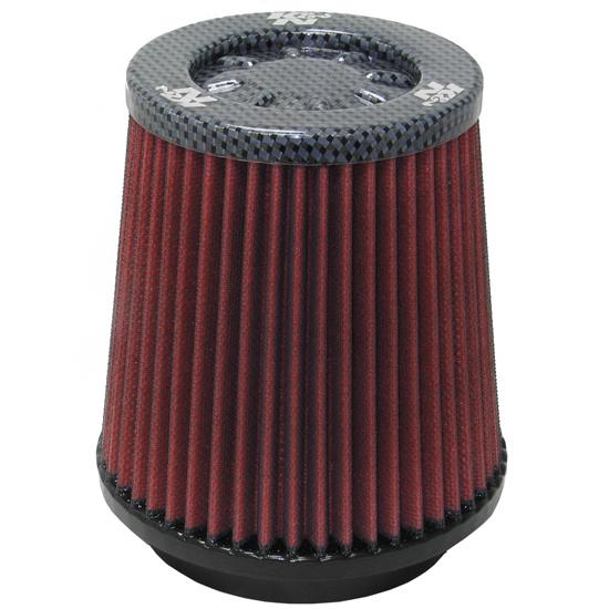 K&N RF-1682 Air Filter, 6in Tall, Round Tapered