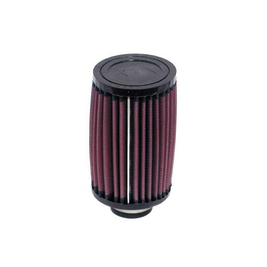 K&N RU-0080 Performance Air Filters, 5in Tall, Round