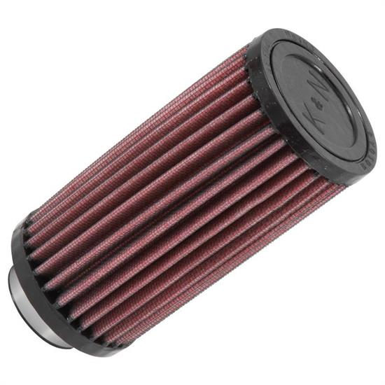 K&N RU-0175 Performance Air Filters, 6in Tall, Round Straight