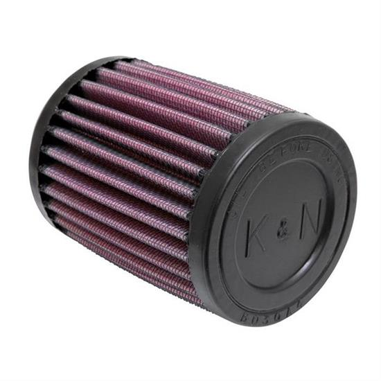 K&N RU-0200 Performance Air Filters, 4in Tall, Round