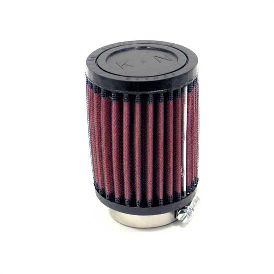 K&N RU-0400 Performance Air Filters, 4in Tall, Round