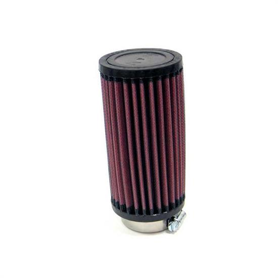 K&N RU-0420 Performance Air Filters, 6in Tall, Round