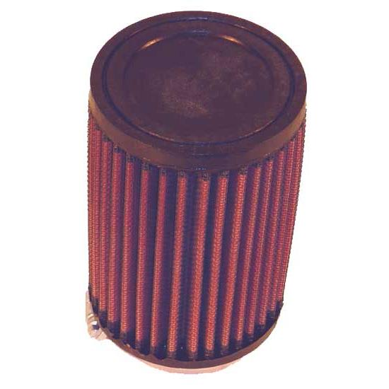 K&N RU-0610 Performance Air Filters, 5in Tall, Round