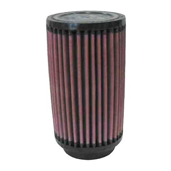 K&N RU-0620 Performance Air Filters, 6in Tall, Round