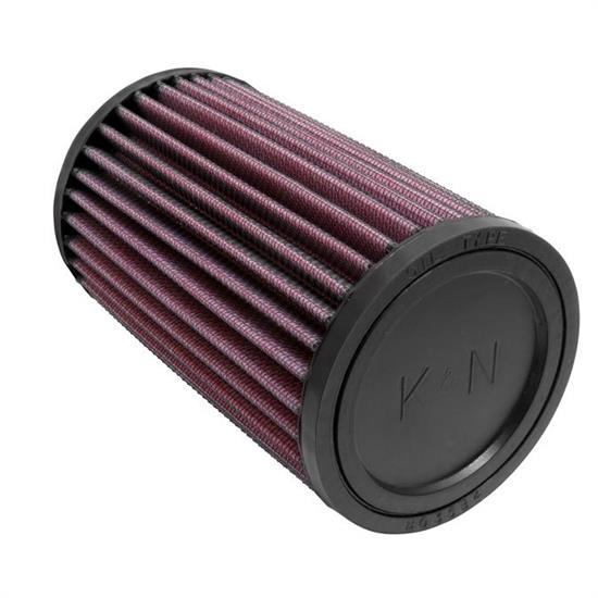 K&N RU-0820 Performance Air Filters, 6in Tall, Round